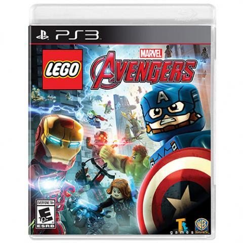 Lego Marvel Avengers (PS3)
