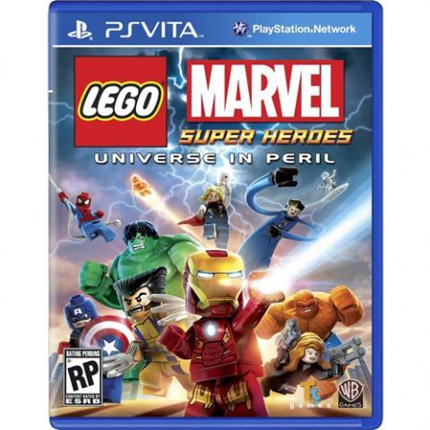Lego Marvel Super Heroes - Universe in Peril (PSVITA)