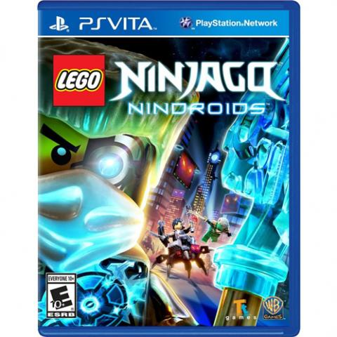 Lego Ninjago Nindroids (PSVITA)