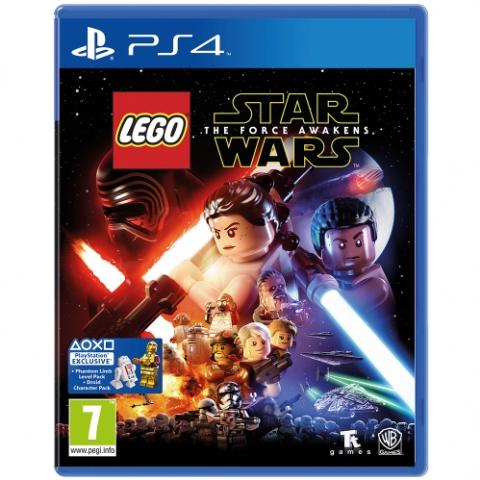 Lego Star Wars: The Force Awakens (PS4)