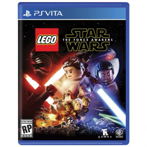 Lego Star Wars The Force Awakens (PSVITA)