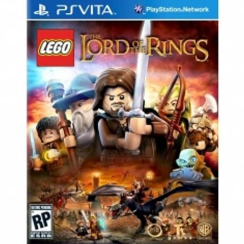 Lego The Lord of the Rings (PSVITA)