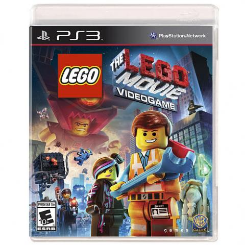 Lego The Movie (PS3)
