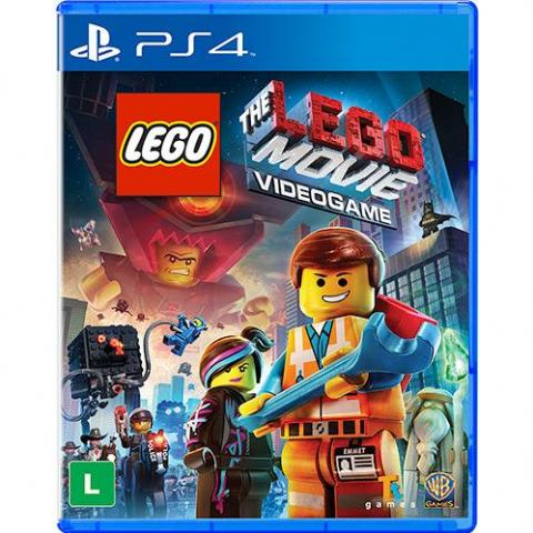 Lego The Movie (PS4)