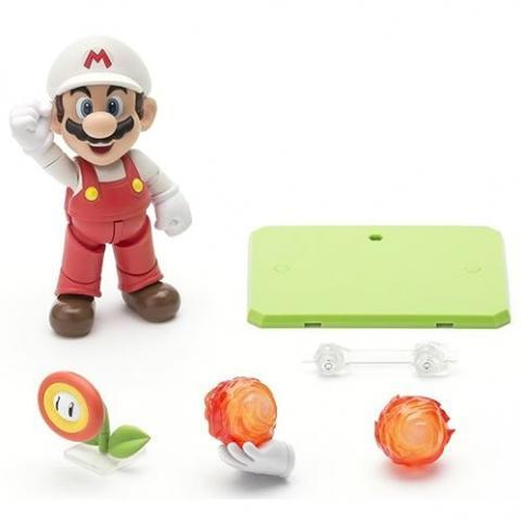 Super Mario - Mario de Fogo