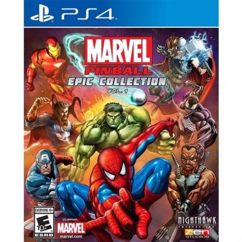 Marvel Pinball Epic Collection: Volume 1