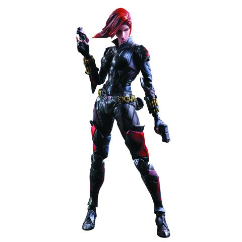 Marvel Universe Variant - Black Widow