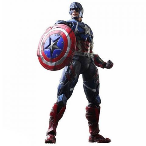 Marvel Universe Variant - Captain America