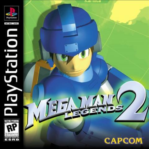 Mega Man Legends 2 (PS1)