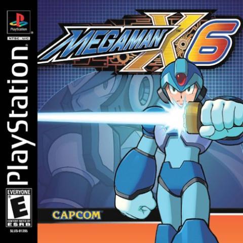 Megaman X6 (PS1)