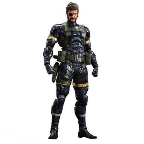 Metal Gear Solid V Ground Zeroes - Snake