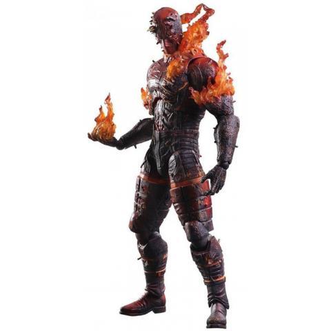 Metal Gear Solid V The Phantom Pain - Burning Man