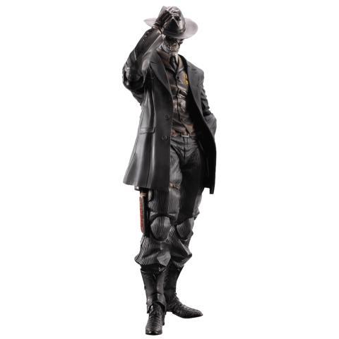 Metal Gear Solid V The Phantom Pain - Skull Face