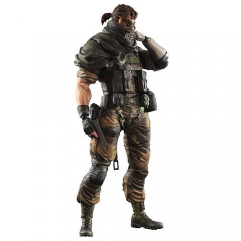 Metal Gear Solid V The Phantom Pain - Venom Snake Splitter Version