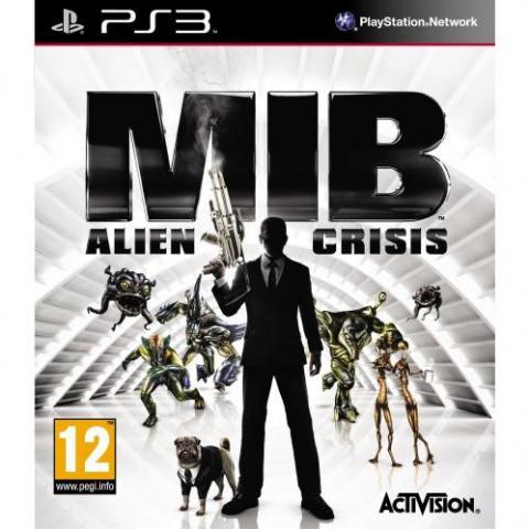 M.I.B. Alien Crisis (PS3)