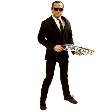 M.I.B Men In Black 3 - Agente K 1/6