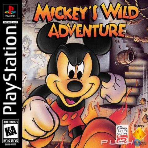 Mickey's Wild Adventure (PS1)