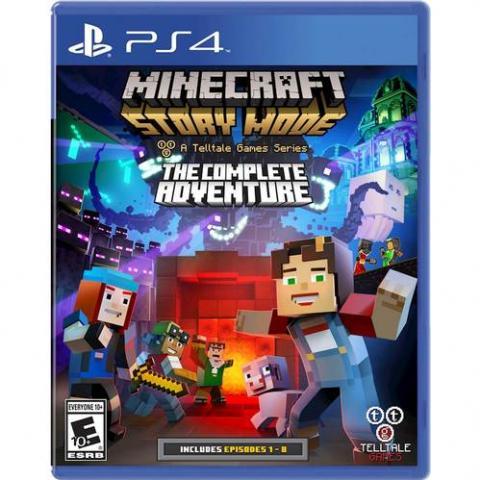 Minecraft: Story Mode Complete Adventure