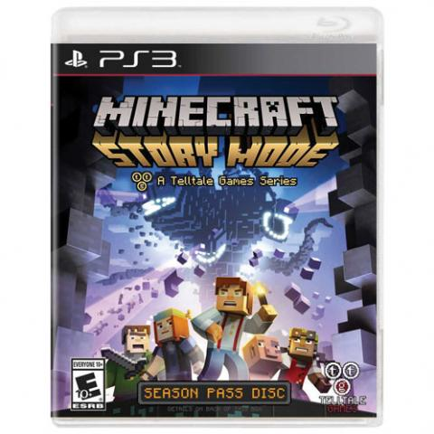 Minecraft Story Mode (PS3)