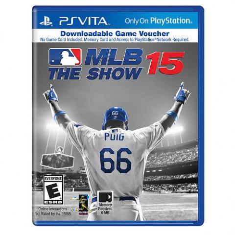 MLB 15 The Show (PSVITA)