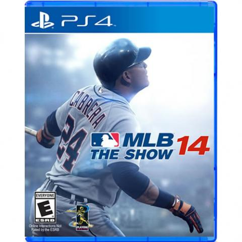 MLB: The Show 14 (PS4)