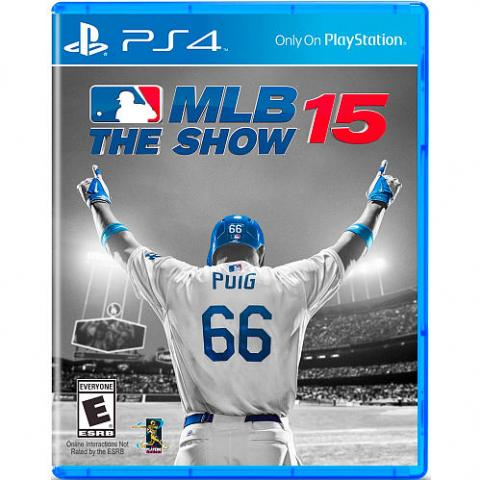 MLB: The Show 15 (PS4)