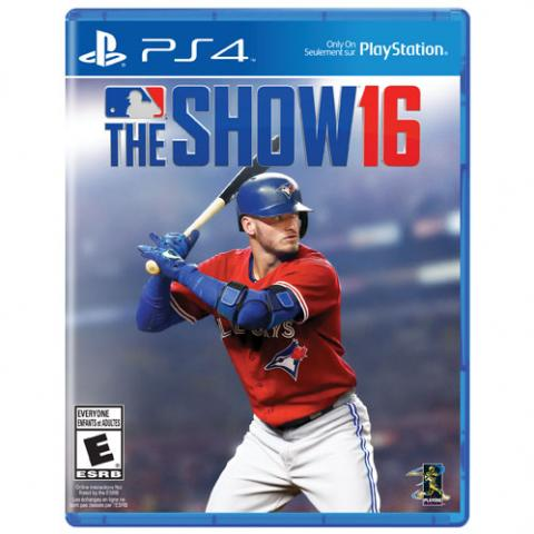 MLB: The Show 16 (PS4)