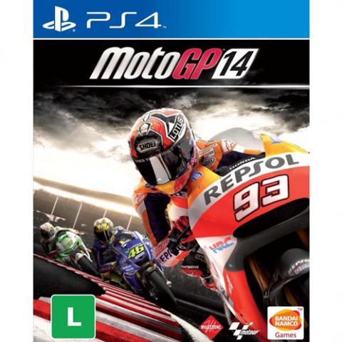 MotoGP 14 (PS4)