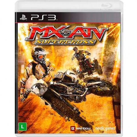 MX vx ATV Supercross (PS3)