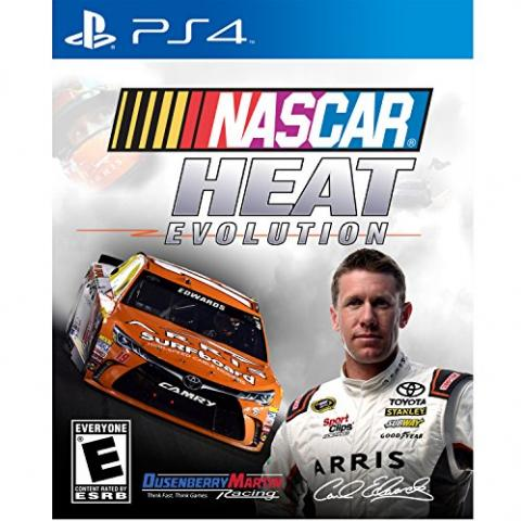 NASCAR Heat Evolution (PS4)