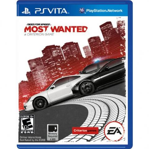 Need For Speed Most Wanted (PSVITA)