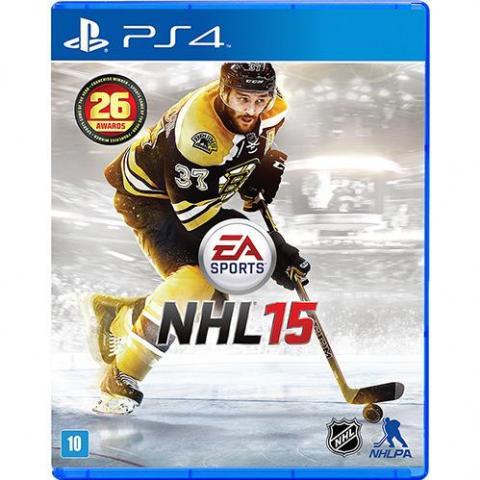NHL 15 (PS4)