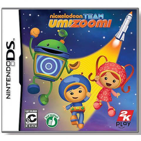 Nickelodeon Team Umizoomi (NDS)