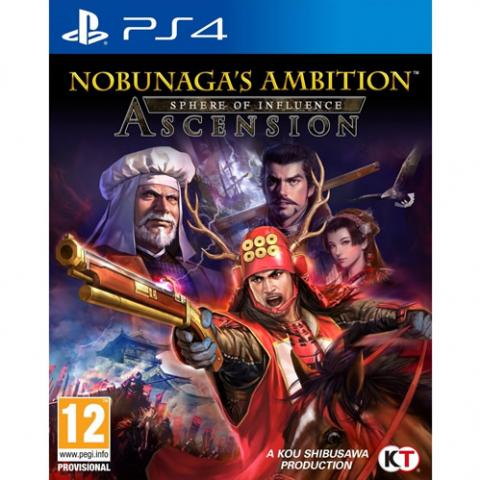Nobunaga's Ambition: Sphere of Influence ‑ Ascension