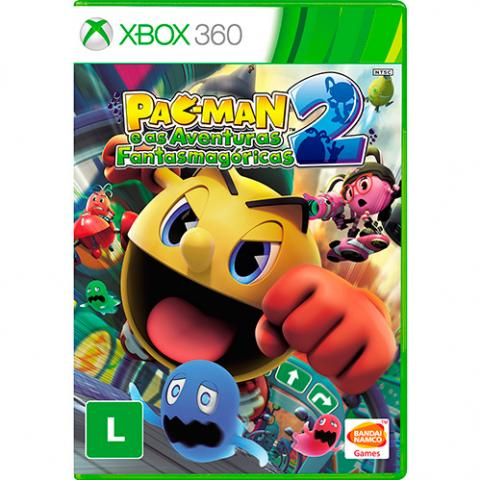 Pac-Man and The Ghostly Adventures 2 (XBOX360)