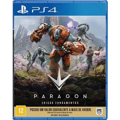 Paragon: Edição Fundamentos (PS4)