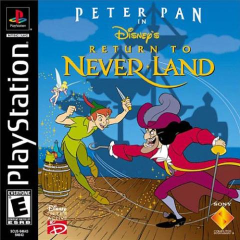 Peter Pan in Return to Never Land (PS1)
