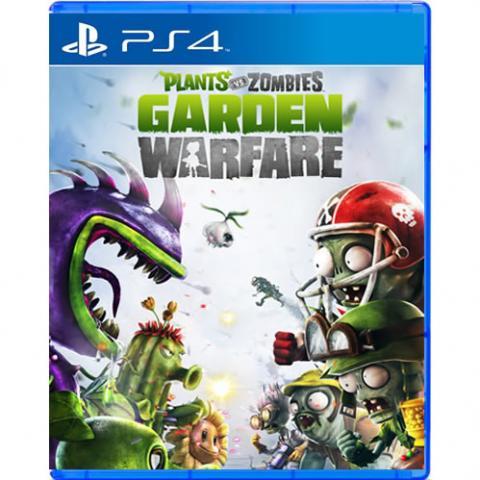 Plants vs. Zombies: Garden Warfare (PS4)