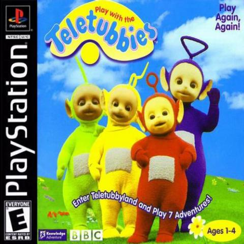Play With the Teletubbies (PS1)
