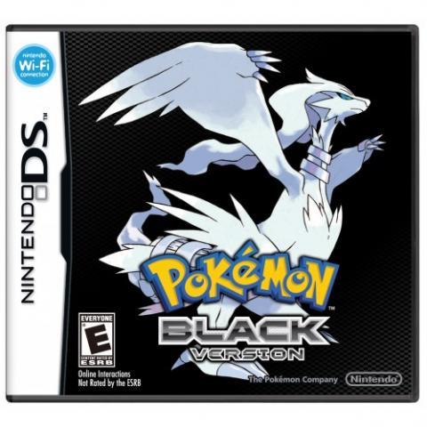 Pokémon Black (NDS)