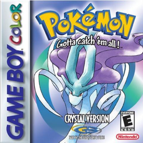 Pokémon Crystal (GBC)