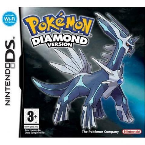 Pokémon Diamond (NDS)