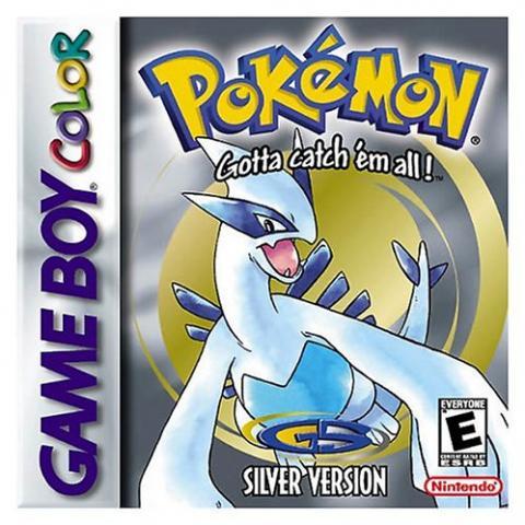 Pokémon Silver (GBC)