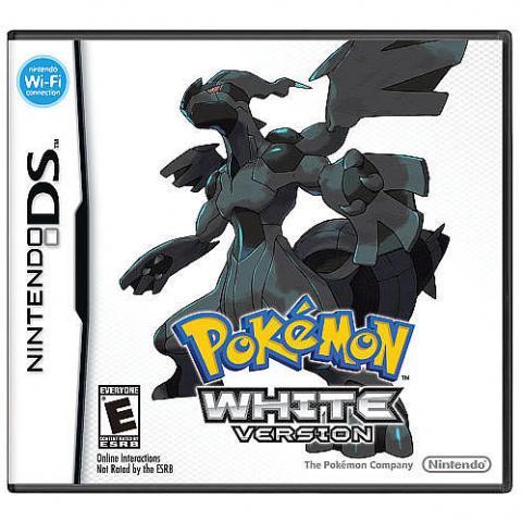 Pokémon White (NDS)