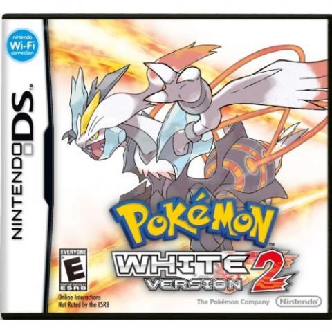 Pokémon White Version 2 (NDS)