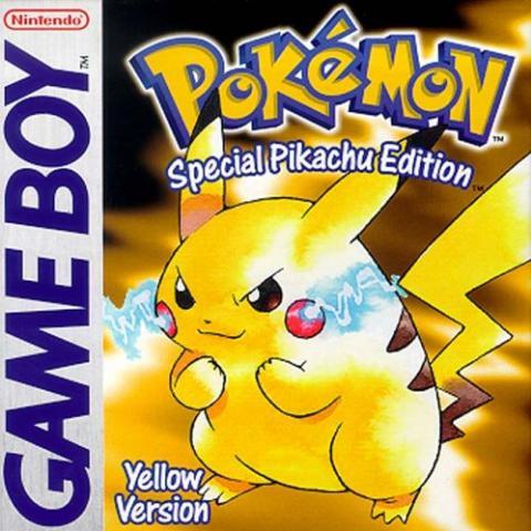 Pokémon Yellow (GB)