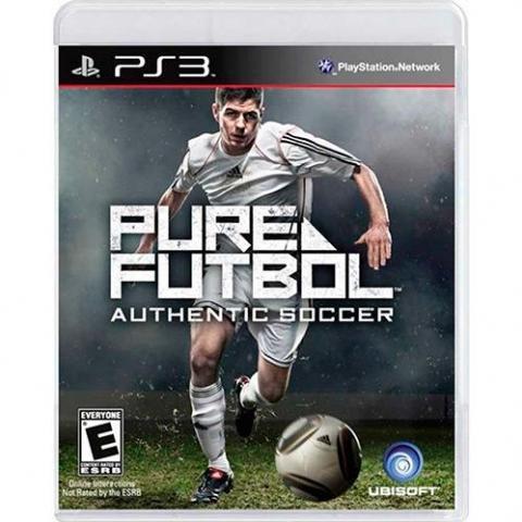 Pure Futbol Authentic Soccer (PS3)