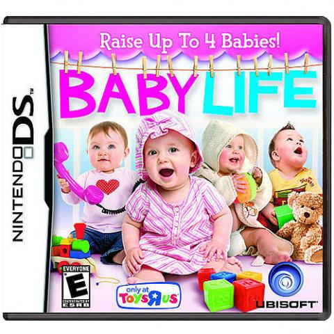 Raise Up To 4 Babies! Baby Life (NDS)