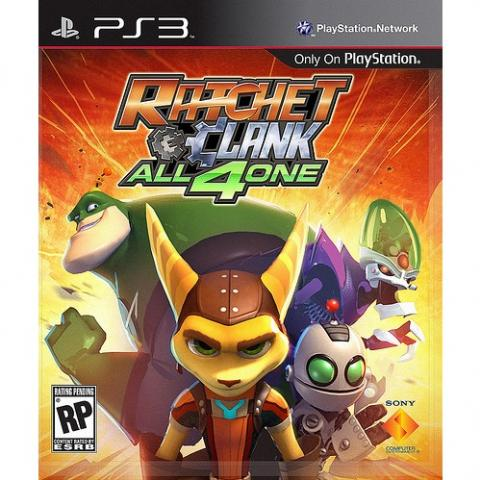 Ratchet & Clanck - All 4 One (PS3)