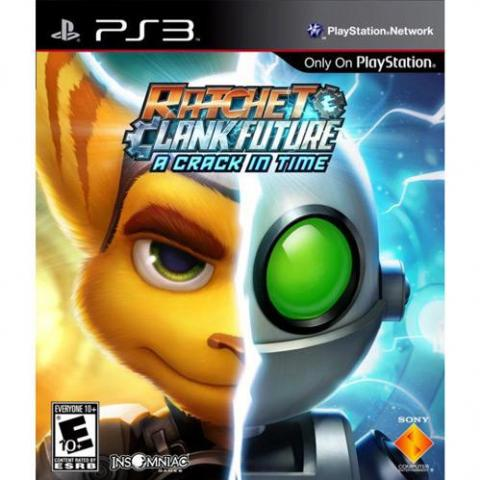 Ratchet & Clank - A Crack in Time (PS3)